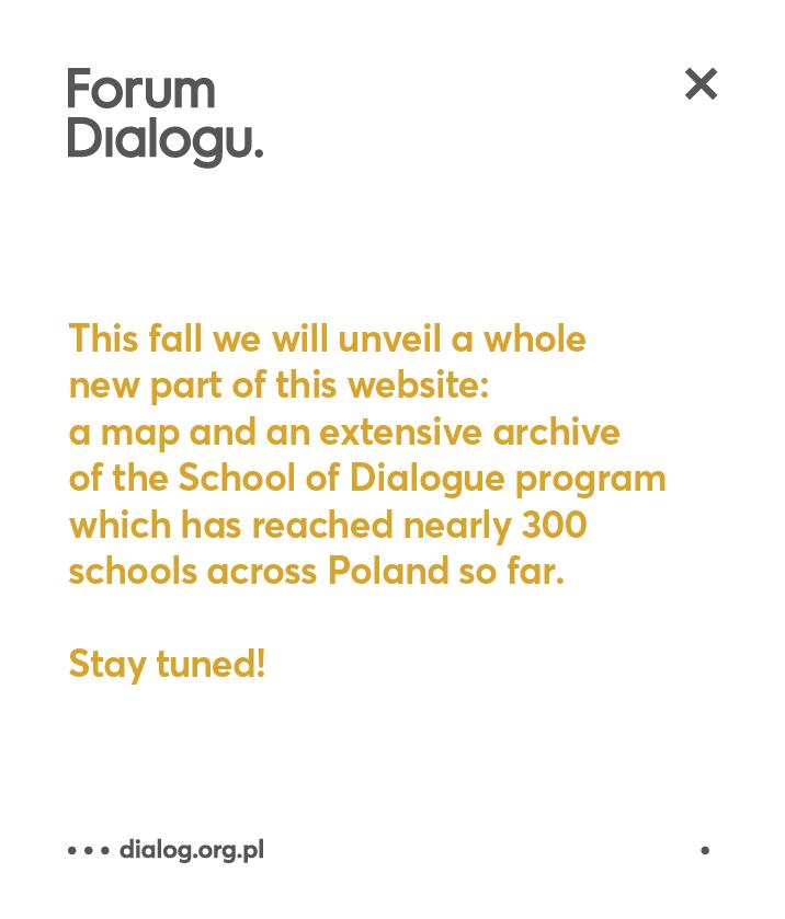 forum for dialogue